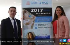 Pakar Hidrasi Internasional Berbagi Ilmu di IHWG Week 2017 - JPNN.com