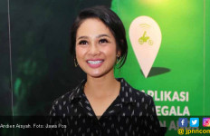 Indonesia Raya Bikin Andien Menangis - JPNN.com
