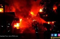Tony Kuswoyo Tega Membakar Rumah Ortu - JPNN.com