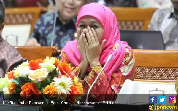Klaim Dukungan Muslimat NU ke Khofifah Sudah Mengakar - JPNN.com
