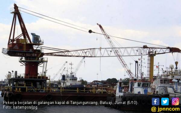 Kapal Harus Bayar Pajak Antidumping, Pengusaha Shipyard Protes - JPNN.com