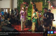 Ups, Lagu Via Vallen Tak Bisa Dinyanyikan di Pesta Kahiyang - JPNN.com