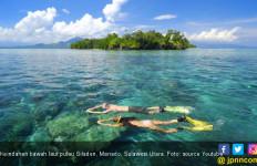 Mengenal Pulau Siladen, Lokasi Diving Terbaik di Dunia  - JPNN.com