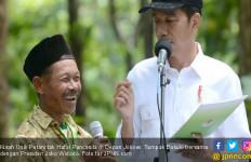 Kisah Unik Petani tak Hafal Pancasila di Depan Jokowi - JPNN.com