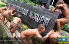 5 Tahanan Rayakan Natal di KPK - JPNN.com