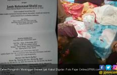 Calon Pengantin Meninggal Sesaat Ijab Kabul Digelar - JPNN.com