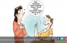 Kids Zaman Now, Dapat Tips Perkasa, Istri Menjadi Ngeri - JPNN.com