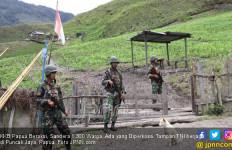 KKB Tembaki Helikopter TNI Pembawa Jenazah Serda Handoko - JPNN.com