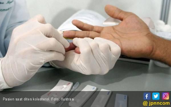 Hasil Tes Kolesterol Naik Turun, Apa Solusinya? - JPNN.com