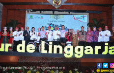 Peserta Tour De Linggarjati Lewati Objek Wisata di Kuningan - JPNN.com