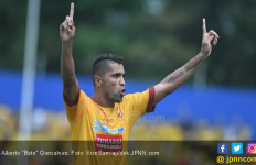 Alberto Goncalves Jadi Buruan Enam Klub Liga 1 - JPNN.com