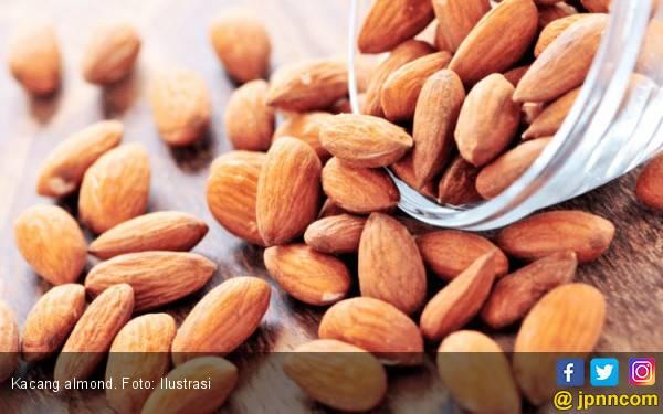 6 Manfaat Almond yang Bikin Tubuh Sehat - JPNN.com