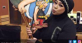 Melly Goeslaw Berangkatkan Umrah Mantan ART Nike Ardila Lewat Cara Ini