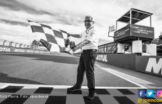 Nick Harris, The Voice of MotoGP Pensiun - JPNN.com