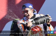 Rapor Gila Marc Marquez di MotoGP 2017 - JPNN.com