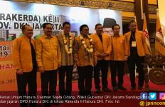 Lupakan Pilkada, Hanura Siap Bersinergi dengan Anies-Sandi - JPNN.com