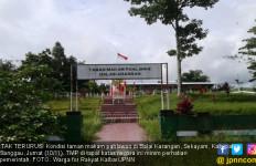 Taman Makam Pahlawan di Perbatasan Memprihatinkan - JPNN.com