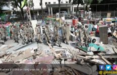 KAI Sterilisasi Penertiban Bangunan Liar Lintas Tanah Abang - JPNN.com