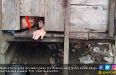 Menyedihkan, Mustina Dipasung Keluarga Usai Melahirkan - JPNN.com