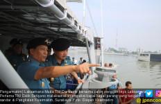 Dua Petinggi TNI AL Inspeksi ke Kapal Perang - JPNN.com
