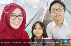 Okie Agustina Permalukan Pelakor di Medsos, Langsung Bungkam - JPNN.com