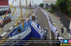 Ribuan Prajurit Lepas Sambut Nakhoda Koarmatim - JPNN.com