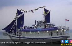 Bantu Warga di Pelosok Kepulauan, Rumah Sakit Terapung Unair Raih Penghargaan di Asia - JPNN.com