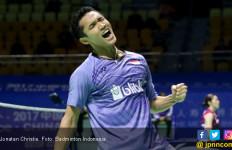 Sayang, Jonatan Christie Kalah dari Son Wan Ho - JPNN.com