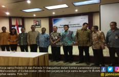Tingkatkan Layanan, Pelindo III dan IV Kolaborasi - JPNN.com