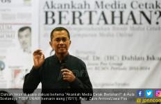 Dahlan Iskan: Kabar Koran akan Mati Bukan Berita Baru - JPNN.com