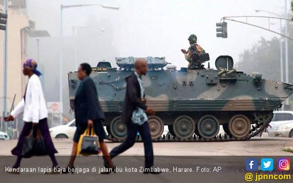 Krisis Zimbabwe: Minggu Lalu Harga BBM Meroket, Sekarang Tarif Listrik Naik 320 Persen - JPNN.com