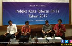 Memprihatinkan, Jakarta Kota Paling Tidak Toleran - JPNN.com