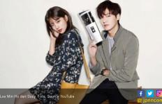 Jlebbb, Lee Min Hoo Diputusin Suzy Saat Wamil - JPNN.com