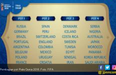 Tonight! Spanyol dan Inggris jadi Hantu Undian Piala Dunia - JPNN.com