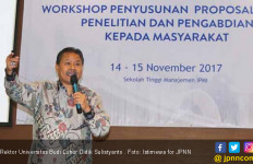 Rektor Universitas Budi Luhur Bagi Ilmu di Workshop Aptisi - JPNN.com