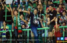 SMeCK Hooligan Boikot Laga PSMS Vs Penang FA - JPNN.com