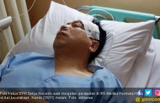 Sejak di RS Medika, IDI Terus Pantau Kesehatan Novanto - JPNN.com