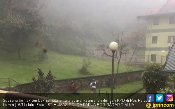 KKB Papua Ancam Seret TNI-Polri ke Mahkamah Internasional - JPNN.com
