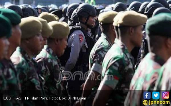 Hari Ini, TNI dan Polri Mengawal Ketat Pelaksanaan Coblosan Ulang di Jembrana - JPNN.com