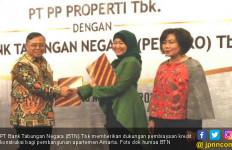 BTN Beri Pembiayaan Pembangunan Apartemen Amarta View - JPNN.com