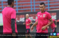 Digoda Persib Bandung, Aziz: Saya Masih Hormati Borneo FC - JPNN.com