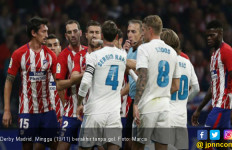 Barcelona Menangi Derby Madrid - JPNN.com