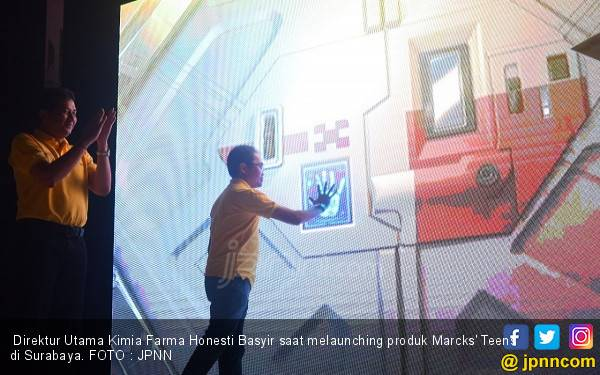 Sasar Anak Muda, Marcks' Luncurkan Produk Teens - JPNN.com