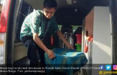 Mau Mancing Ikan Malah Dapat Mayat Bayi Laki-Laki - JPNN.com