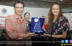 Peduli Laut, Nadine Didapuk Jadi Duta Wisata Bahari - JPNN.com