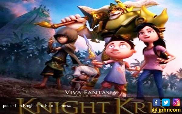 Keren, Film Knight Kris Raih Penghargaan Dunia - JPNN.com