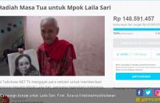 Sebelum Meninggal, Laila Sari dapat Santunan Ratusan Juta - JPNN.com