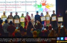 Inilah Para Penerima Anugerah PAUD dari Ibu Negara - JPNN.com