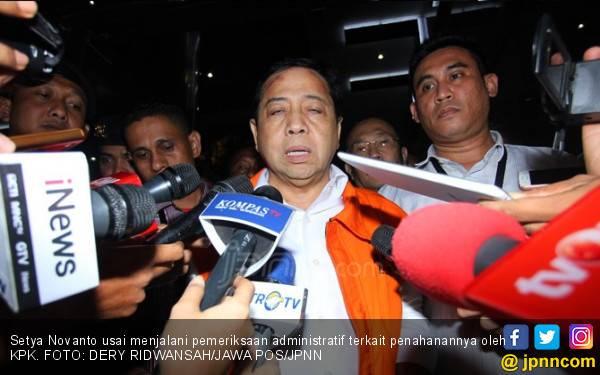 Fahri: Bebaskan Setya Novanto seperti RJ Lino - JPNN.com