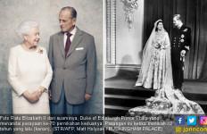 Hari ke-4 Menjanda, Ratu Elizabeth Kembali Bertugas di Istana - JPNN.com